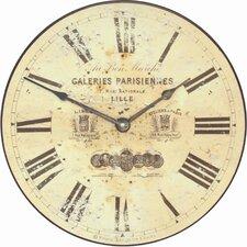Parchment Coloured Antique Dial Wall Clock