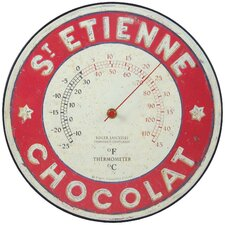 Etienne Centigrade and Fahrenheit Thermometer