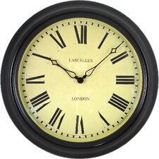 Lascelles Station Wall Clock