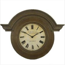 Ornamental Lascelles Dial Clock