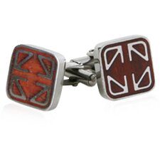 <strong>Cuff-Daddy</strong> Elegant Wood Cufflinks