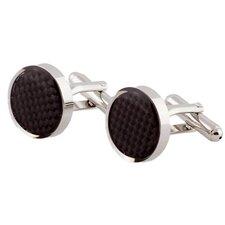 Carbon Fiber Cufflinks