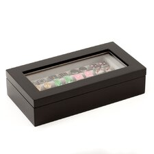 Collectors Cufflinks Box