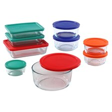 Storage Plus™ 18 Piece Storage Set