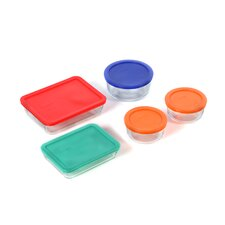5 Piece Storage Dish Set