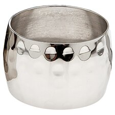 <strong>Godinger Silver Art Co</strong> Andrews Napkin Ring (Set of 4)