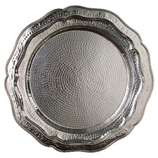 <strong>Godinger Silver Art Co</strong> Jessica Serving Tray