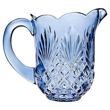 <strong>Godinger Silver Art Co</strong> Galway Crystal Pitcher