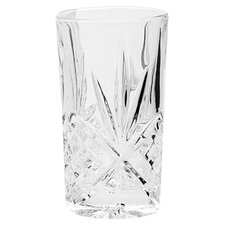 <strong>Godinger Silver Art Co</strong> Dublin Highball Glass (Set of 4)
