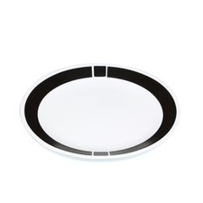 """Livingware 10.25"""" Urban Dinner Plate"""