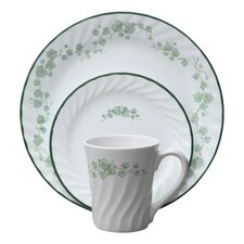 <strong>Corelle</strong> Impressions Sculptured 16 Piece Dinnerware Set
