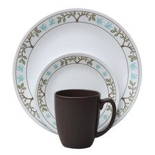 <strong>Corelle</strong> Livingware Tree Bird 16 Piece Dinnerware Set