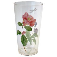 Coordinates 19 Oz Acrylic Drinkware with Camellia Design (Set of 6)