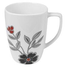 Mandarin Flower 12 oz. Mug