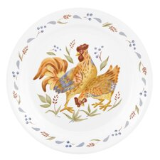 """Impressions 9"""" Country Morn Plate"""