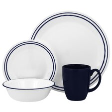 Livingware Beads 16 Piece Dinnerware Set