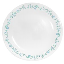 "Livingware 10.25"" Country Cottage Dinner Plate (Set of 6)"