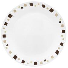 """Livingware 10.25""""Geometric Dinner Plate"""