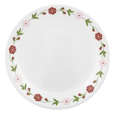 "Livingware8.5"" Spring Pink Plate"