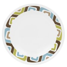 "Livingware 6.75"" Square Bread and Butter Plate"