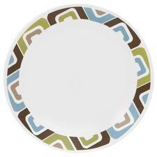 """Livingware 10.25"""" Square Dinner Plate"""