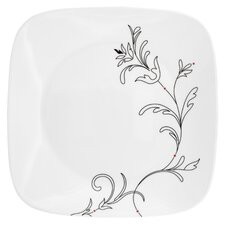 "<strong>Corelle</strong> Royal Lines Square 10.5"" Dinner Plate"