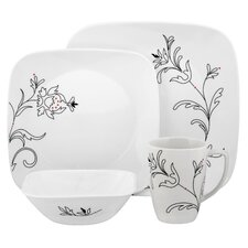 <strong>Corelle</strong> Royal Lines Dinnerware Set