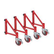 Buildman Series Heavy Duty Baker Scaffold Outriggers (Set of 4)
