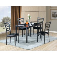 Carlyle 5 Piece Dining Set
