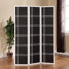 """70.25"""" x 52"""" Zen 3 Panel Room Divider"""
