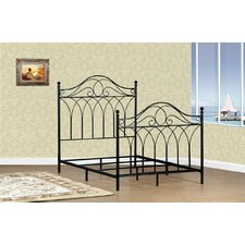 <strong>Williams Import Co.</strong> Shay Metal Bed
