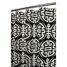 Prints Polyester Eko Shower Curtain