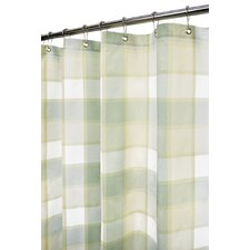 Yarn Dyes Polyester Barton Shower Curtain