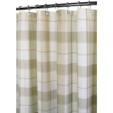 <strong>Watershed</strong> Watershed Yarn Dye Polyester Barton Shower Curtain