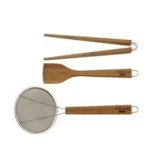 Ching Bamboo Utensil Set