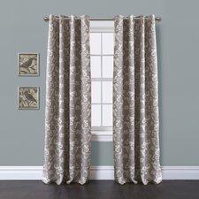 Royal Glimmer Window Curtain Single Panel
