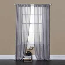 Rhythm Window Curtain Panel (Set of 2)