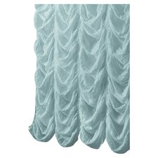 Madelynn Cotton Blend Shower Curtain