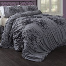 <strong>Special Edition by Lush Decor</strong> Serena 3 Piece Comforter Set