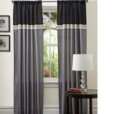 Terra Rod Pocket Curtain Single Panel