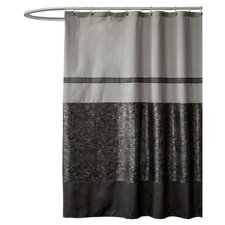 Croc Polyester Shower Curtain