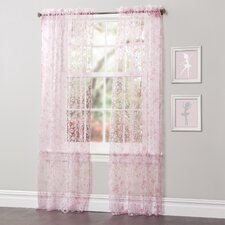 Briana Window Curtain Panel Pair
