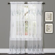 Jacey Window Curtain Panel Pair