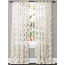 Arlene Curtain Single Panel