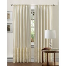 Paloma Rod Pocket Curtain Single Panel