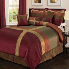 Iman 8 Piece Comforter Set