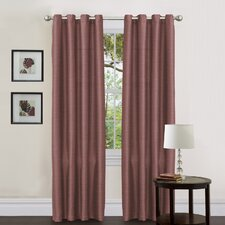 Felicity Grommet Curtain Single Panel