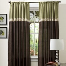 <strong>Special Edition by Lush Decor</strong> Terra Curtain Panel (Set of 2)