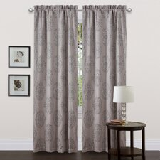 Empire Rod Pocket Curtain Single Panel