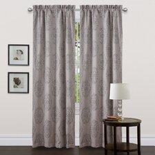 Empire Rod Pocket Curtain Single Panel